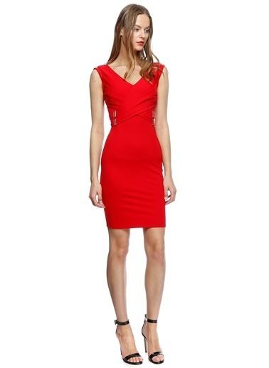 Lipsy Elbise Kırmızı